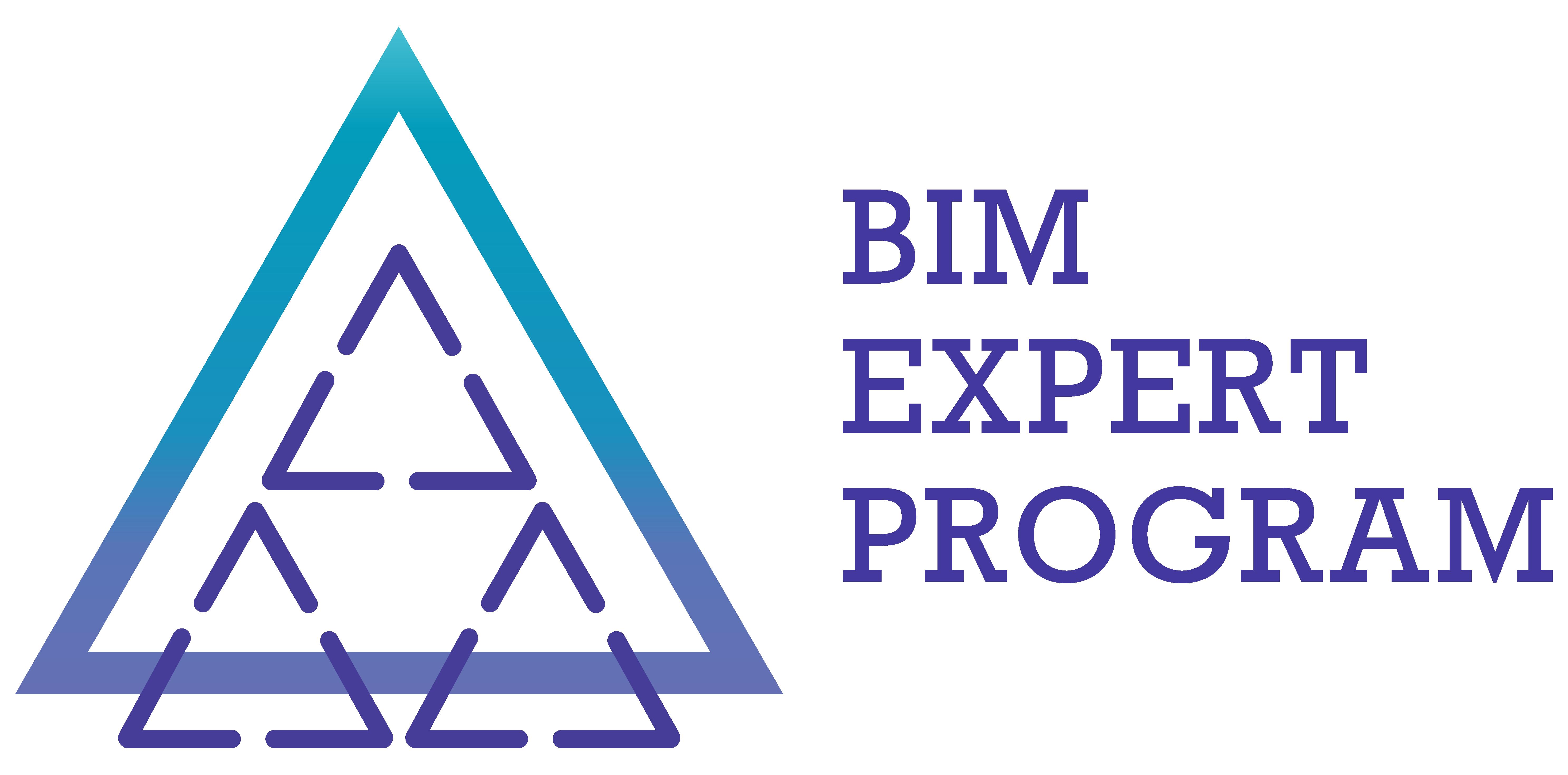 BIM Expert Program Logotipo